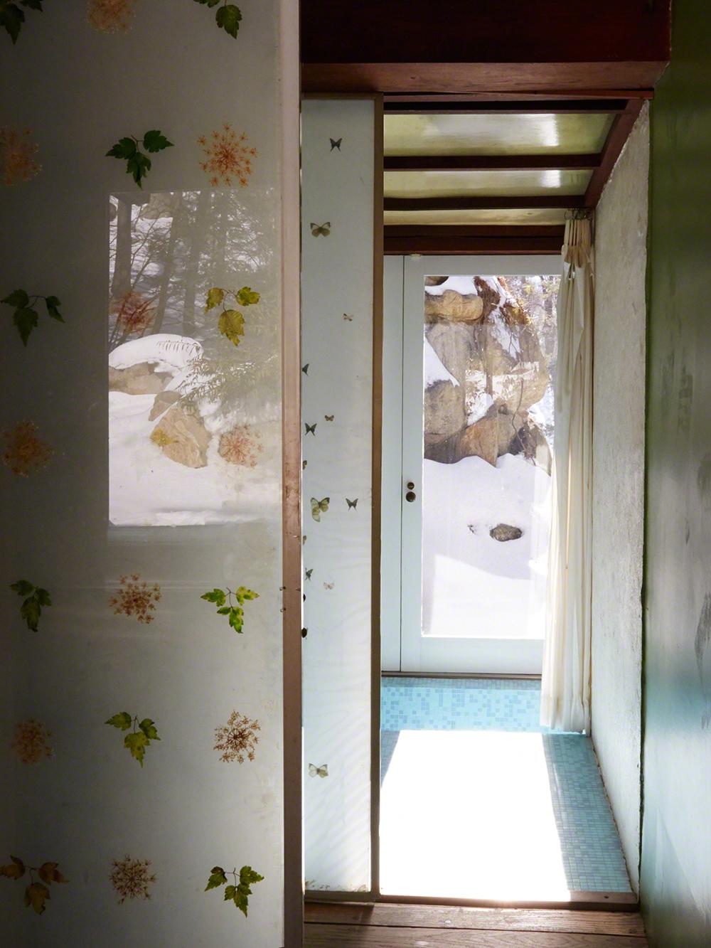 Annie's bathroom.