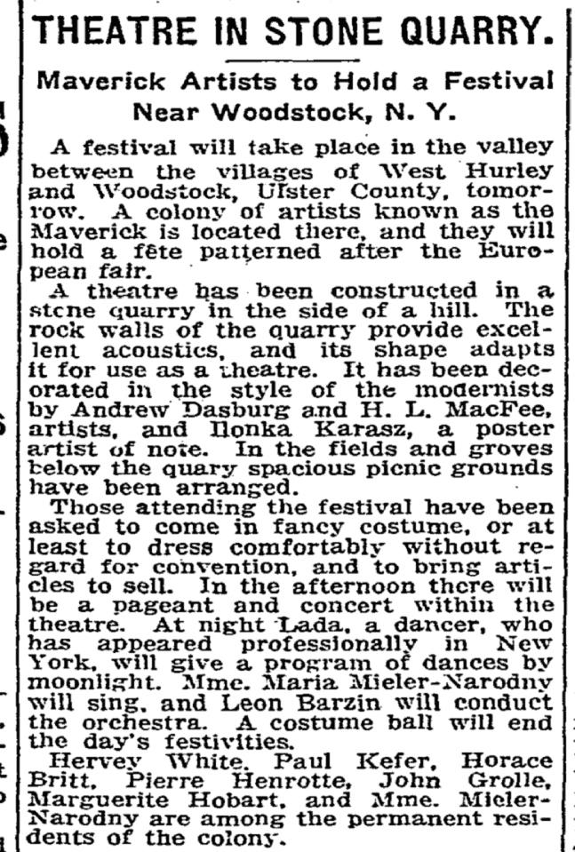 NY Times Aug. 25, 1915