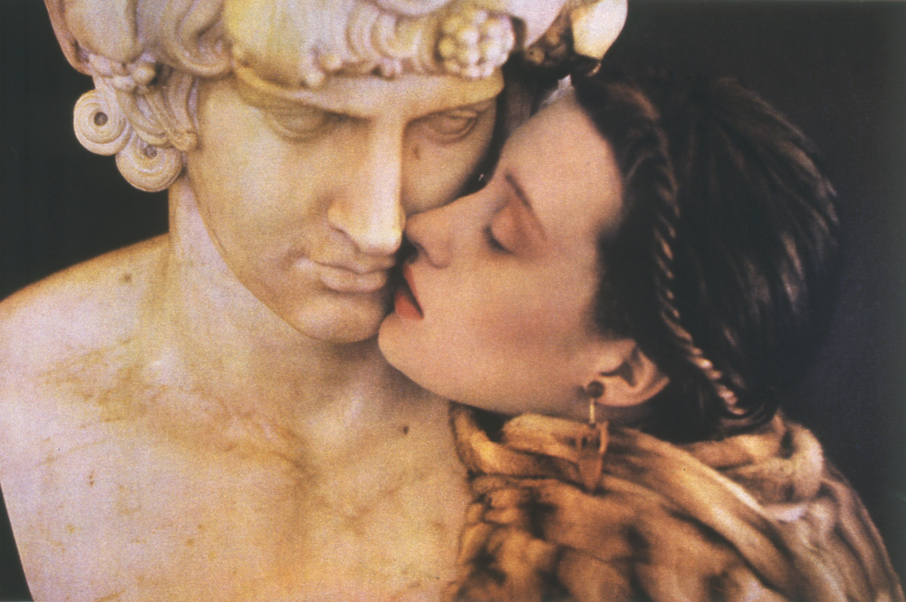 The Passion of Rome - The Kiss,  1986                                                                                                                                                                                                  Ph: Sheila Metzner