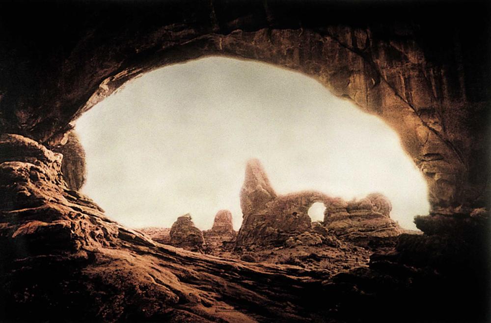 Turret Arch, 1992 Ph: Sheila Metzner