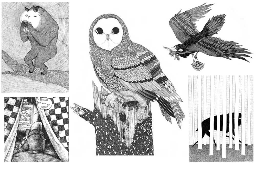 Thorneater's Illustrations