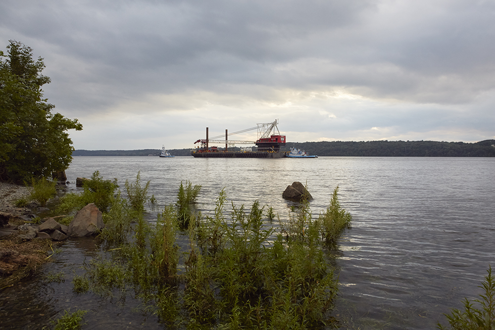 """The Hudson River is still home to hundreds of thousands of pounds of PCBs."""