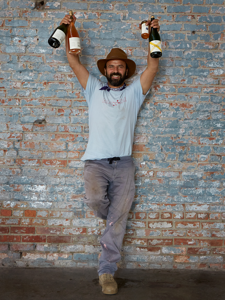 Fabio Chizzola / Westwind Orchard Celebrating their new hard cider! Instagram @westwindorchard