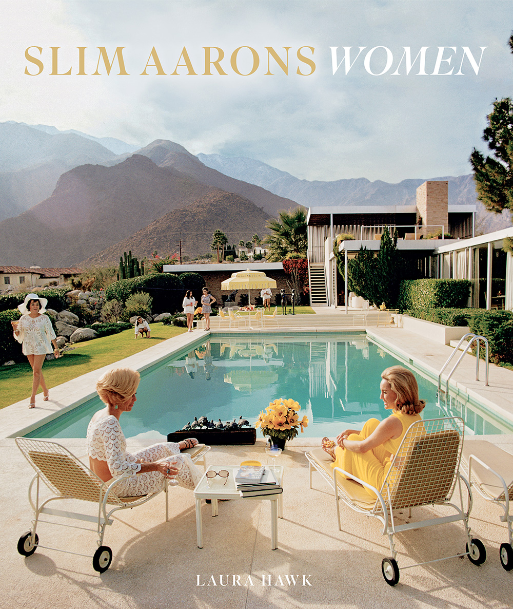 Slim Aarons: Women  By Laura Hawk Published by Abrams  ©Slim Aarons/Getty Images.