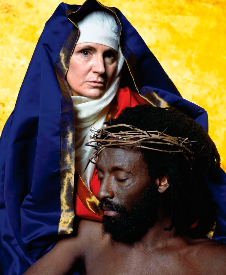 The Other Christ (The Interpretation of Dreams), 2001 by Andres Serrano.