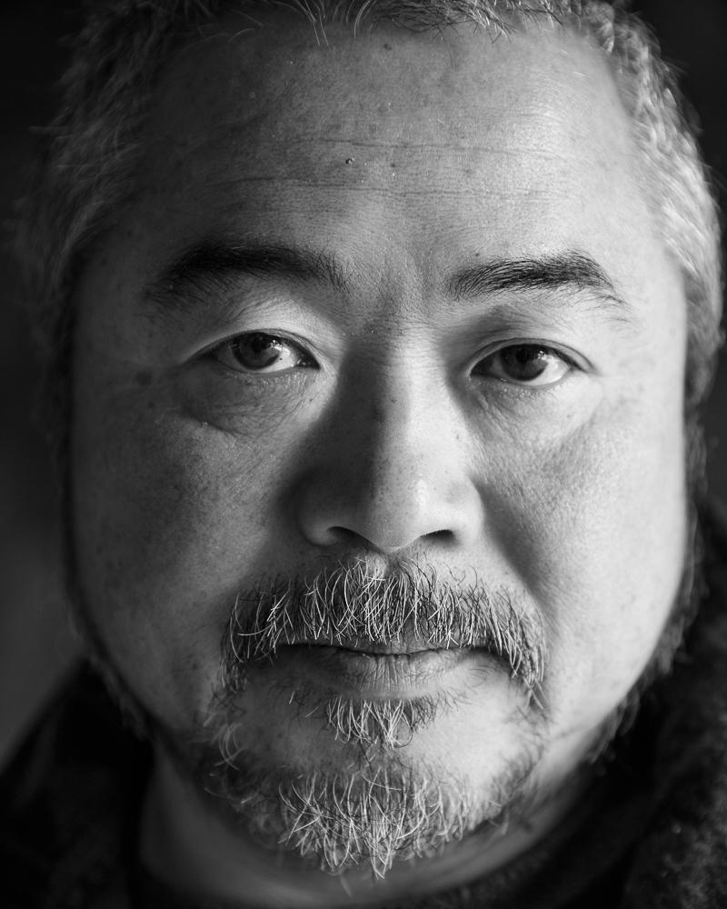 Ken Hiratsuka.