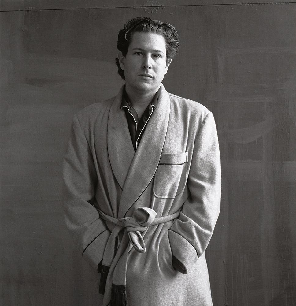Julian Schnabel, 1985.