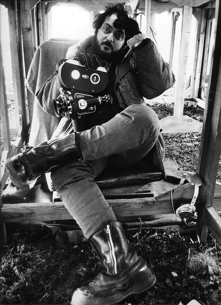 Stanley Kubrick, 1969.