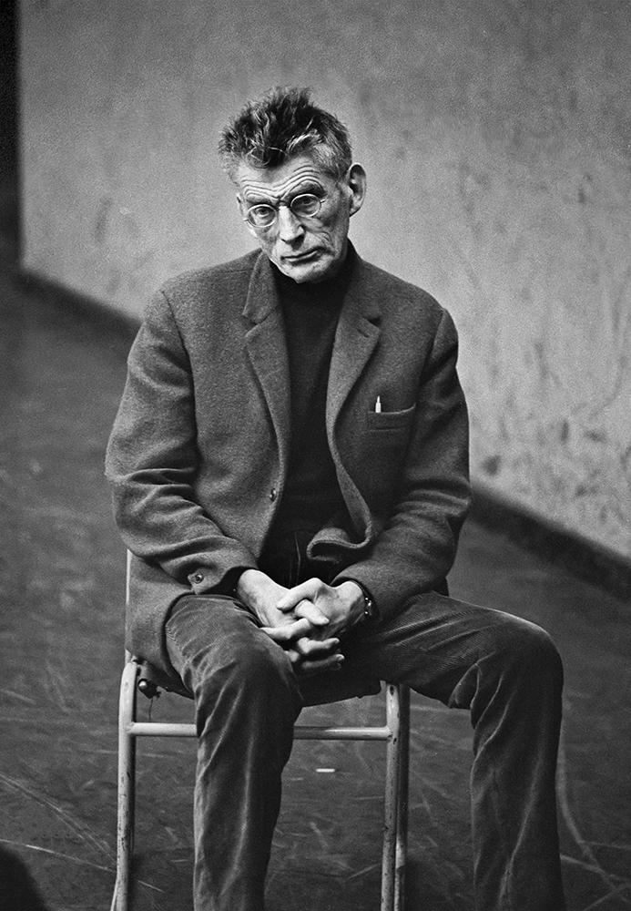 Samuel Beckett, 1963.