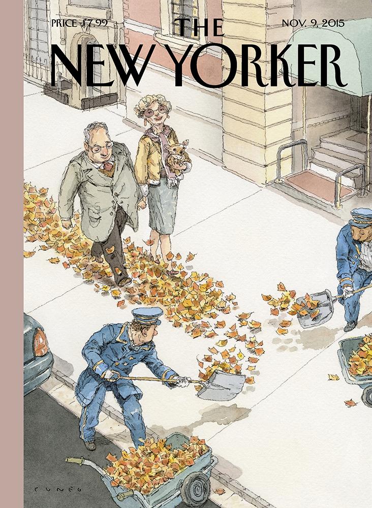 New Yorker Nov. 11, 2015