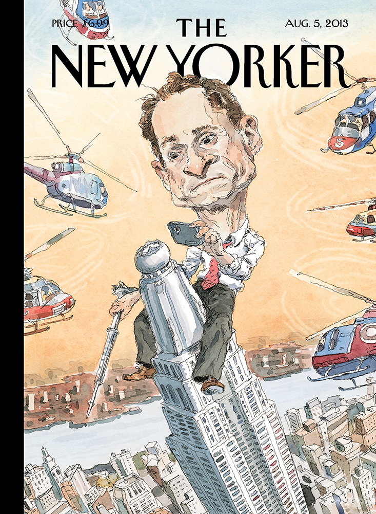 New Yorker Aug. 5, 2013