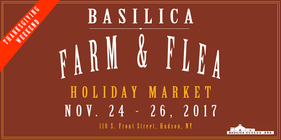 UD is a proud media partner of Basilica Farm & Flea.