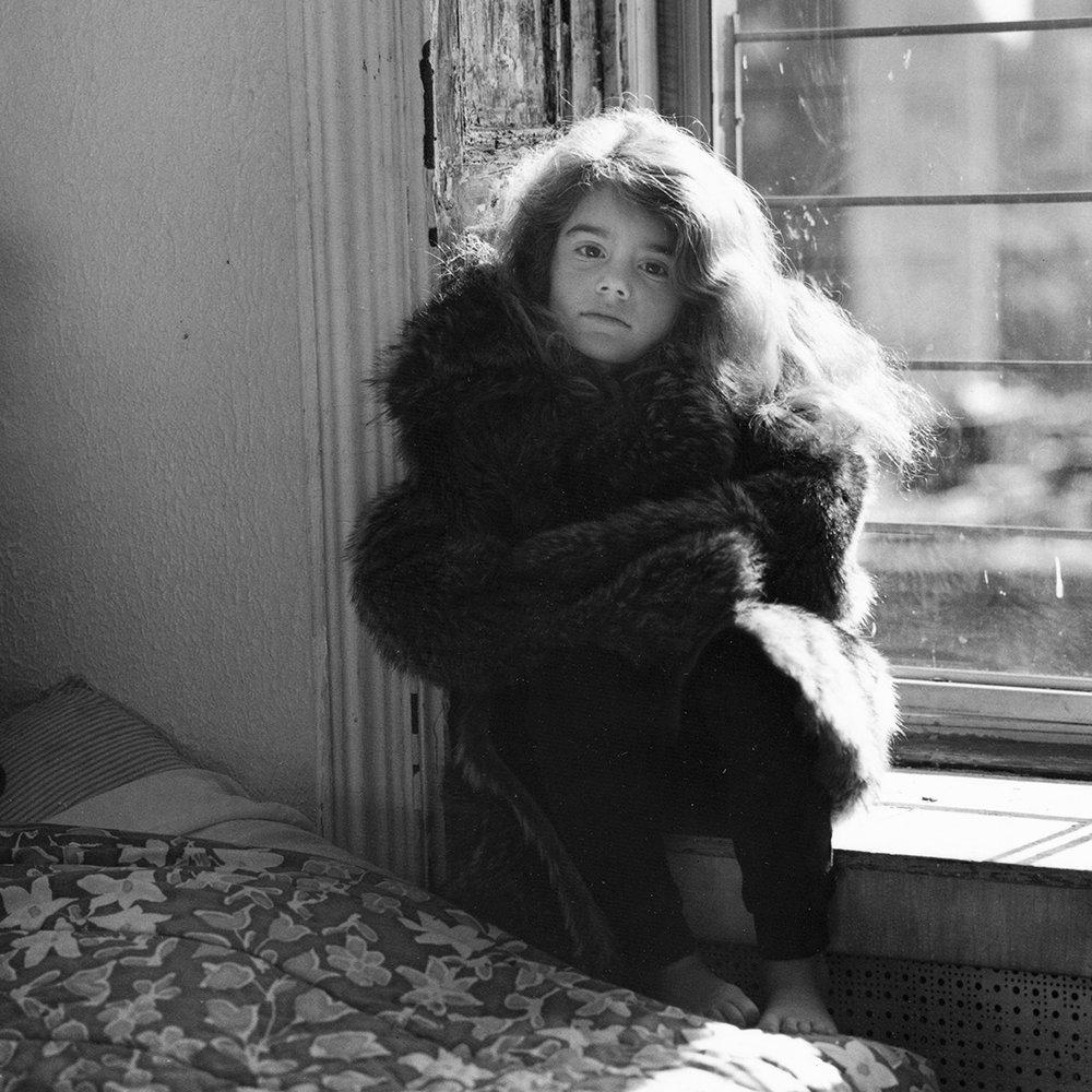 Gaby Hoffman,  1987.