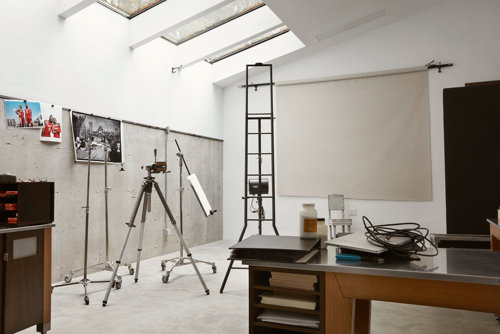 The Studio.