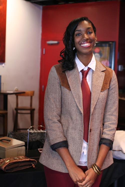 Sonya Harris, Afrobeatnik Affiliate & Customer Relations Intern
