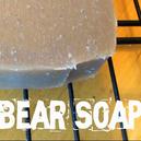 bear-soap