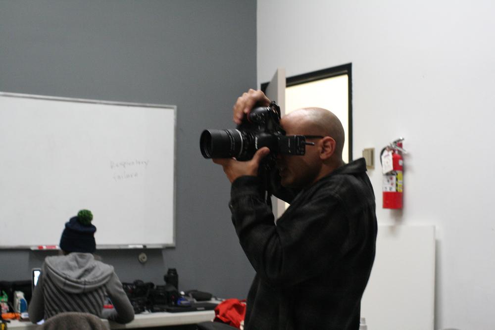 Photographer Carlos Javier Sanchez of pixelreflex
