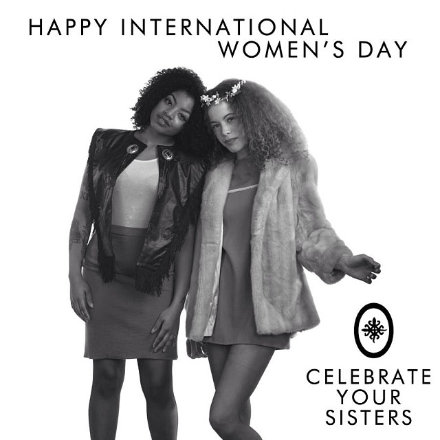 Happy International Women's Day! #IWD2014 #IWD #Internationaldayforwomen #afrobeatnik