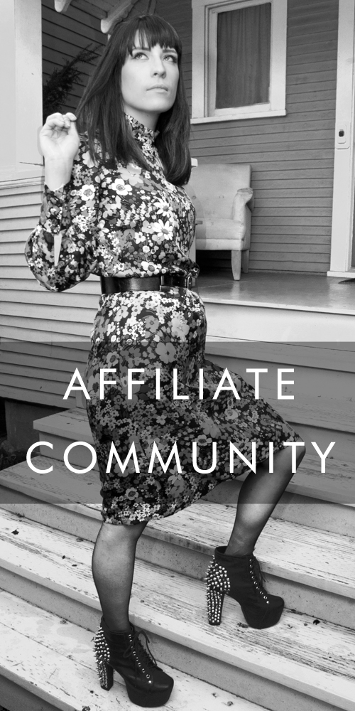 AFROBEATNIK affiliate community