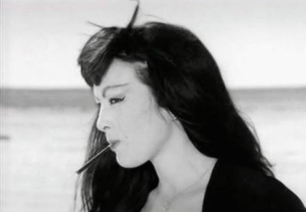 Actress Tura Satana