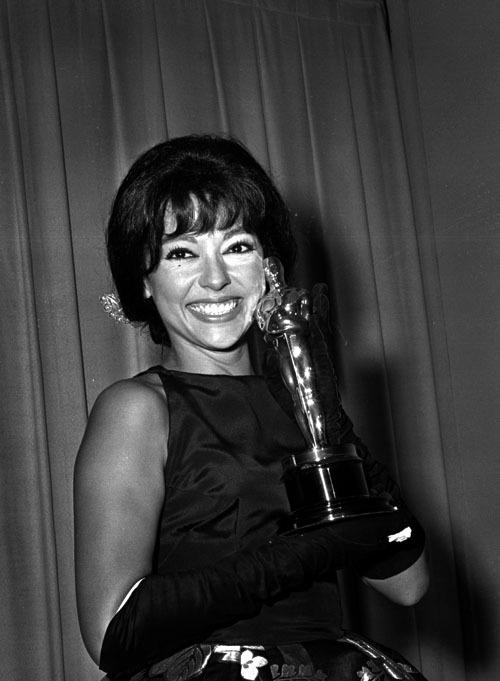 Actress Rita Moreno