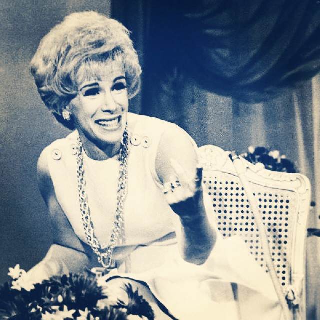 """""""I succeeded by saying what everyone else is thinking."""" -- Joan Rivers  #restinpeace"""