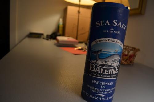 And 2 tsp salt.