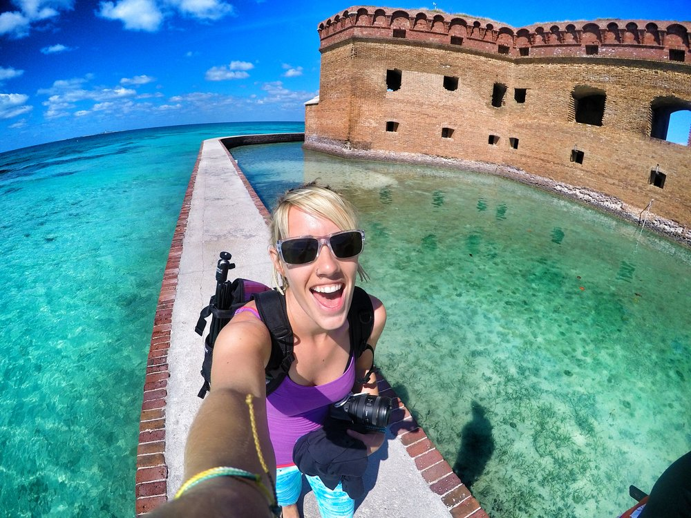 Exploring Dry Tortugas National Park in the Florida Keys