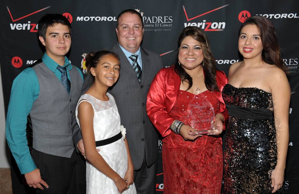The Verizon Fifth Annual Latino Entrepreneur of the Year Awards Gala