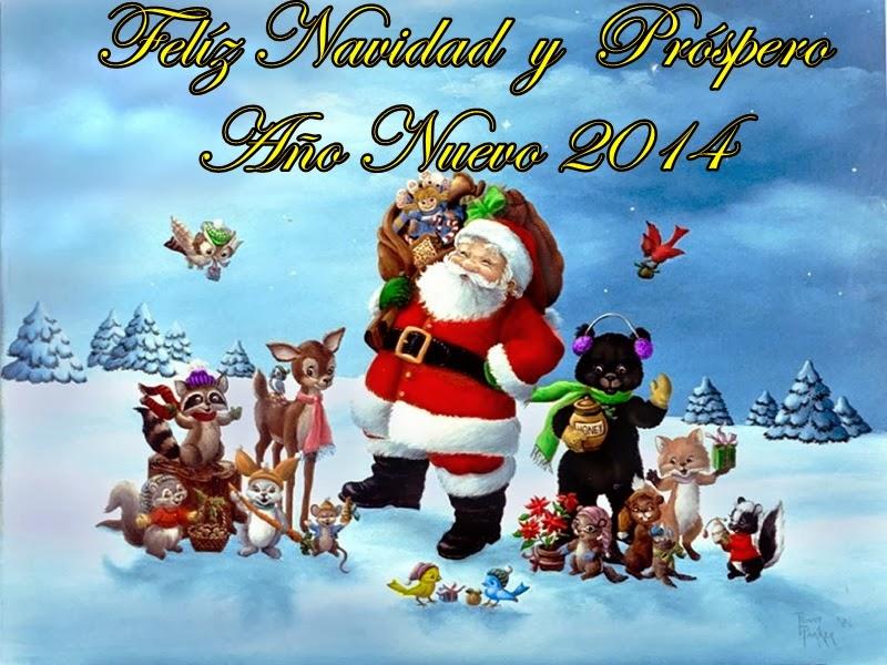 A todos nuestros amigos que nos siguen en Espectaculosaldia, felices fiestas y gracias por todo su apoyo!!!