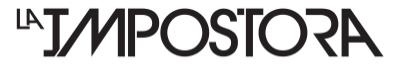 LaImpostora_LogoFinal