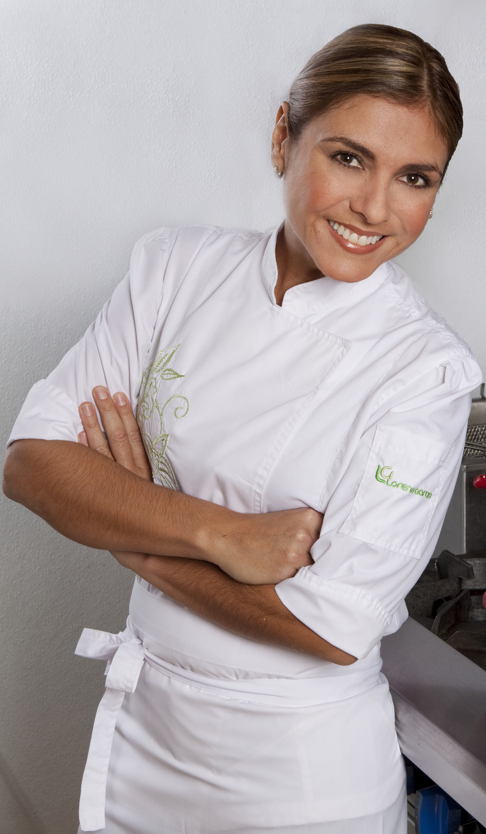 TOP CHEF ESTRELLAS -- Season:1 -- Pictured: (l-r) Lorena Garcia -- Photo by: Kiko Ricote/Telemundo