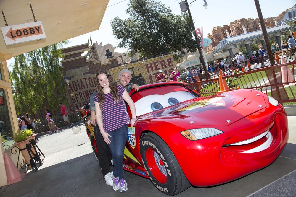 Jesse & Joy (Paul Hiffmeyer/Disneyland)