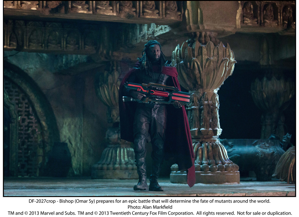 DF-2027crop - Bishop (Omar Sy) prepares for an epic battle that will determine the fate of mutants around the world.