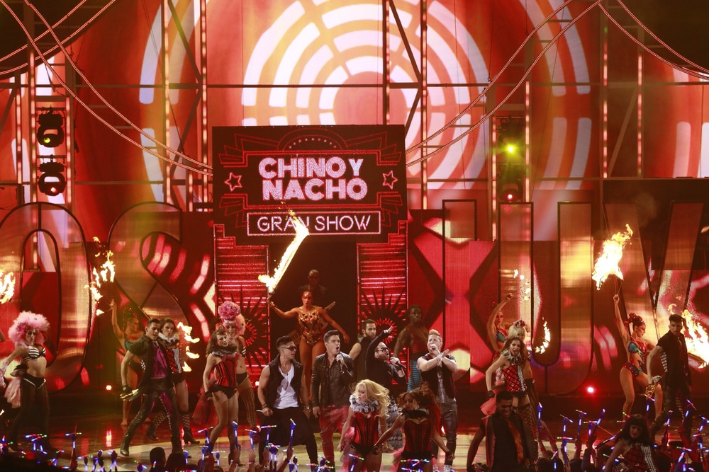 Chino y Nacho_Premios Juventud_6.JPG
