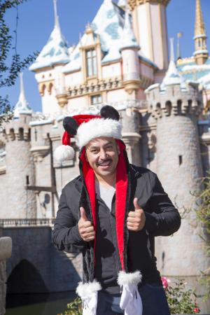 Lupillo Rivera 2014 (Paul Hiffmeyer/Disneyland Resort)