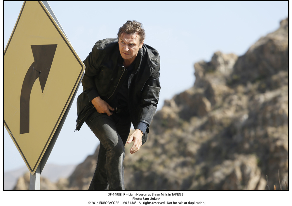 DF-14988_R – Liam Neeson as Bryan Mills in TAKEN 3.