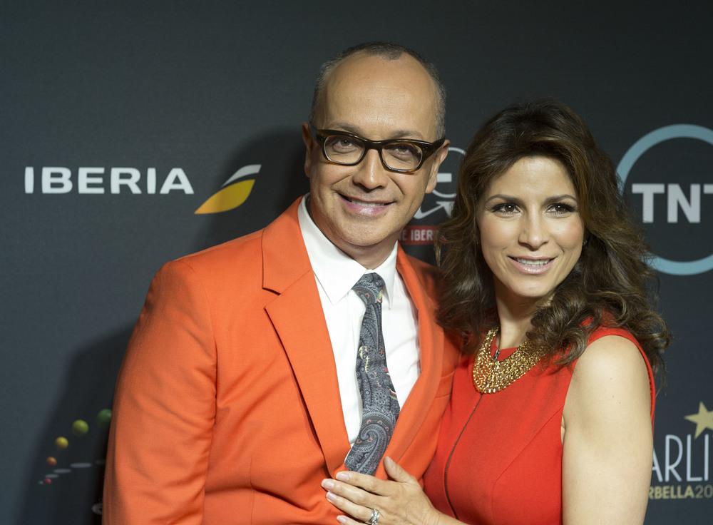 Juan Carlos Arciniegas and Alessandra Rosaldo Media Wall.jpg