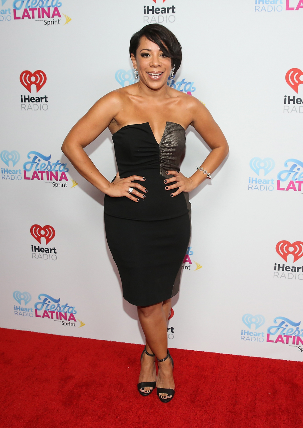 MIAMI, FL - NOVEMBER 07:  Actress Selenis Leyva attends iHeartRadio Fiesta Latina presented by Sprint at American Airlines Arena on November 7, 2015 in Miami, Florida.  (Photo by Aaron Davidson/Getty Images for iHeartMedia) *** Local Caption *** Selenis Leyva