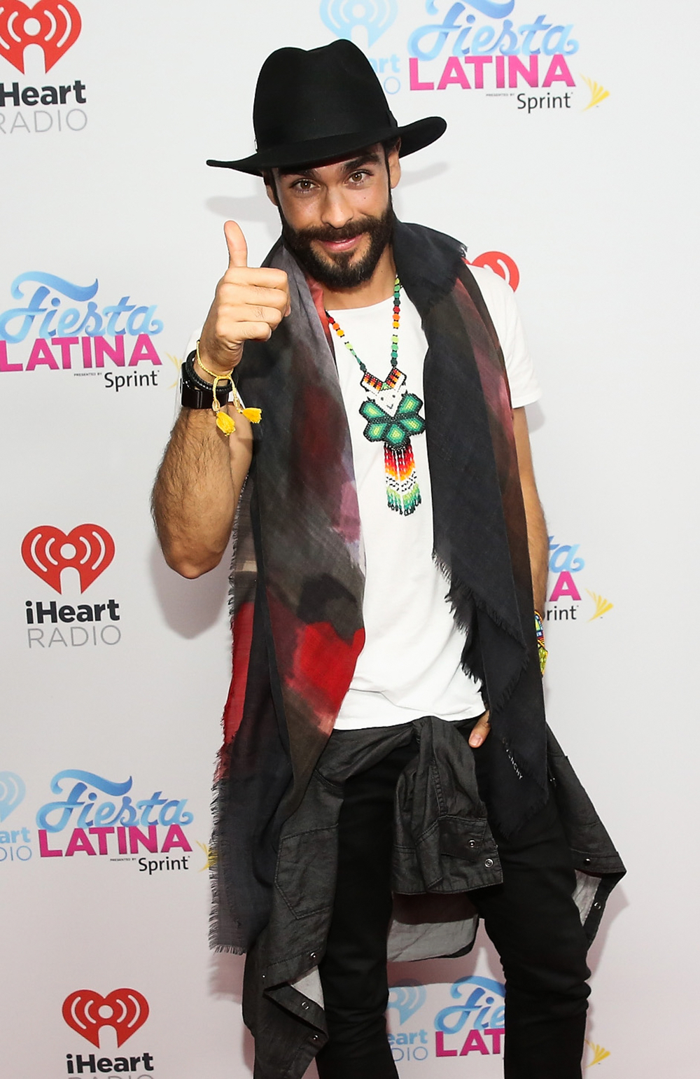 MIAMI, FL - NOVEMBER 07:  Gonzalo Garcia Vivanco attends iHeartRadio Fiesta Latina presented by Sprint at American Airlines Arena on November 7, 2015 in Miami, Florida.  (Photo by Aaron Davidson/Getty Images for iHeartMedia) *** Local Caption *** Gonzalo Garcia Vivanco