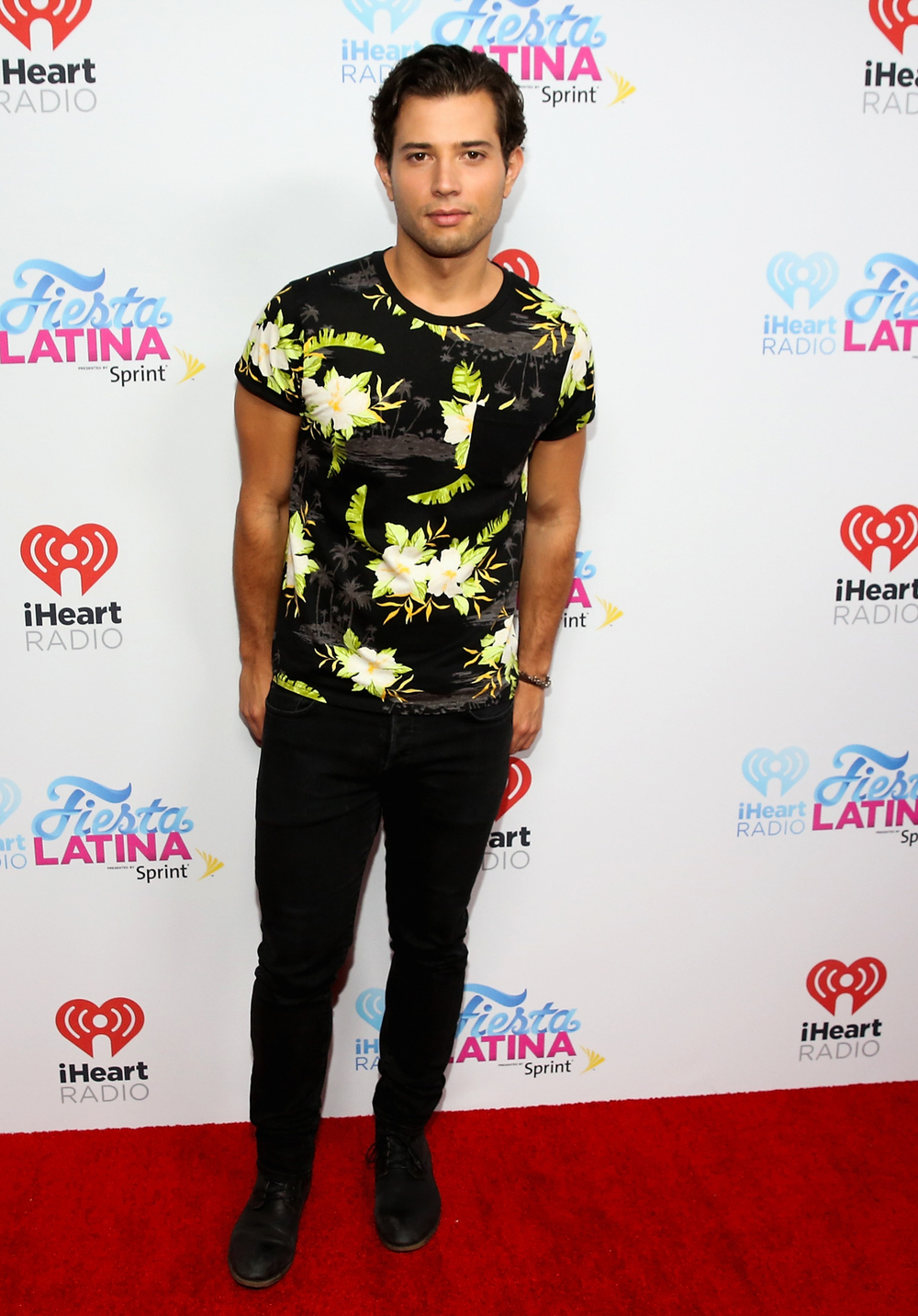 MIAMI, FL - NOVEMBER 07:  Rafael De La Fuente attends iHeartRadio Fiesta Latina presented by Sprint at American Airlines Arena on November 7, 2015 in Miami, Florida.  (Photo by Aaron Davidson/Getty Images for iHeartMedia) *** Local Caption *** Rafael De La Fuente