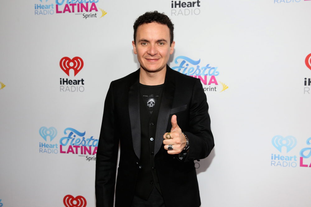 MIAMI, FL - NOVEMBER 07:  Fonseca attends iHeartRadio Fiesta Latina presented by Sprint at American Airlines Arena on November 7, 2015 in Miami, Florida.  (Photo by Aaron Davidson/Getty Images for iHeartMedia) *** Local Caption *** Juan Fernando Fonseca