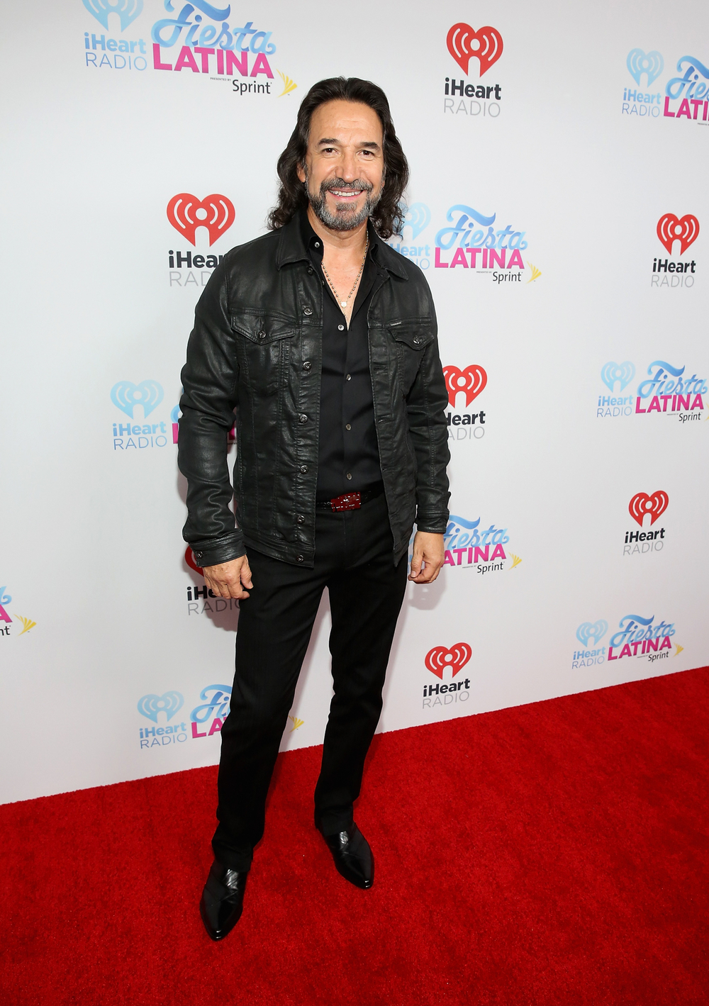 MIAMI, FL - NOVEMBER 07:  Recording artist Marco Antonio Solis attends iHeartRadio Fiesta Latina presented by Sprint at American Airlines Arena on November 7, 2015 in Miami, Florida.  (Photo by Aaron Davidson/Getty Images for iHeartMedia) *** Local Caption *** Marco Antonio Solis