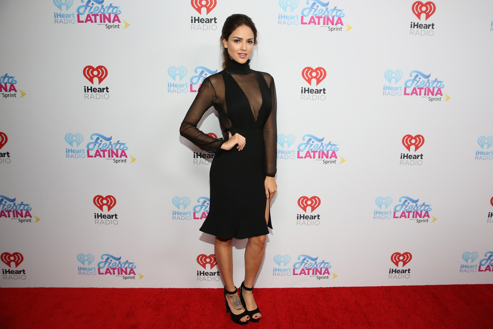 MIAMI, FL - NOVEMBER 07:  Eiza Gonzalez attends iHeartRadio Fiesta Latina presented by Sprint at American Airlines Arena on November 7, 2015 in Miami, Florida.  (Photo by Aaron Davidson/Getty Images for iHeartMedia) *** Local Caption *** Eiza Gonzalez