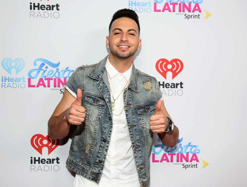 MIAMI, FL - NOVEMBER 07:  J Quiles attends the iHeartRadio Fiesta Latina pre-show presented by Sprint at Bayfront Park Amphitheater on November 7, 2015 in Miami, Florida.  (Photo by Aaron Davidson/Getty Images for iHeartMedia) *** Local Caption *** Justin Quiles