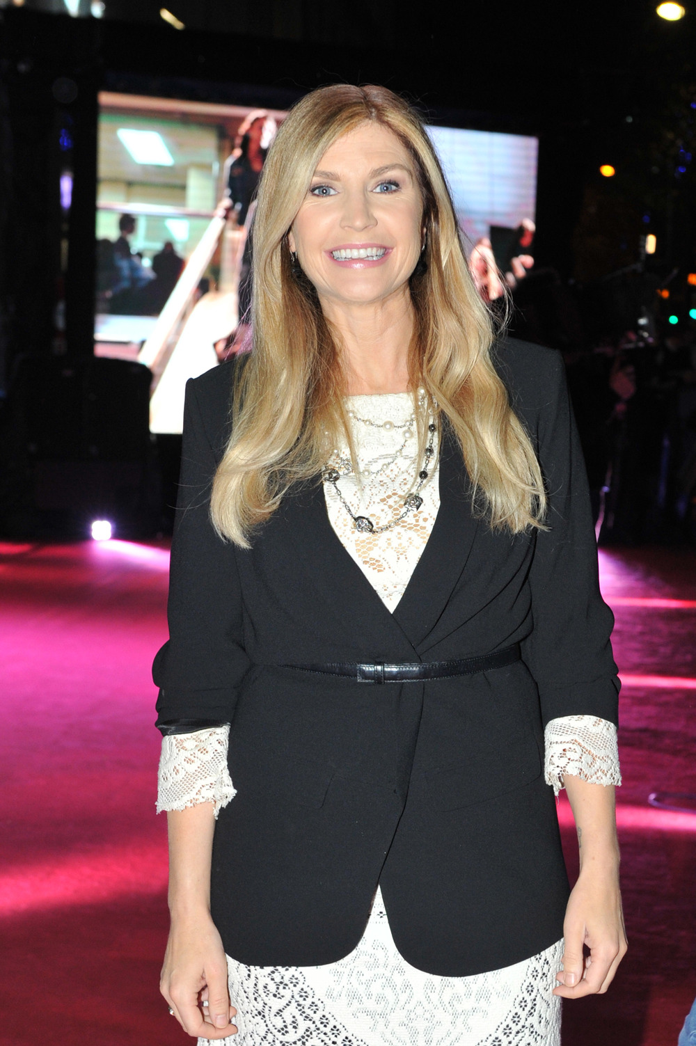 DUBLIN, IRELAND - DECEMBER 7: Yvonne Connolly attends the Dublin Premiere of 'Daddy's Home' at the Savoy Cinema on December 7, 2015 in Dublin, Ireland. (Photo by Clodagh Kilcoyne /Getty Images for Paramount Pictures)