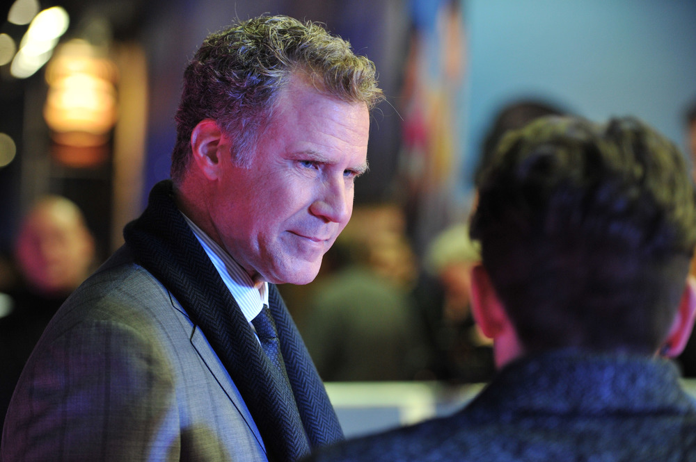 DUBLIN, IRELAND - DECEMBER 7: Will Ferrell attends the Dublin Premiere of 'Daddy's Home' at the Savoy Cinema on December 7, 2015 in Dublin, Ireland. (Photo by Clodagh Kilcoyne /Getty Images for Paramount Pictures)