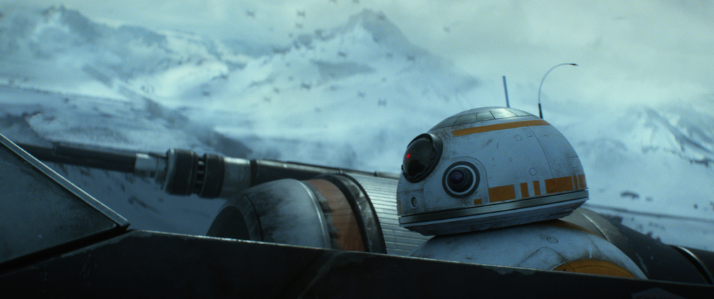 Star Wars: The Force Awakens..BB-8..Ph: Film Frame..© 2014 Lucasfilm Ltd. & TM. All Right Reserved..