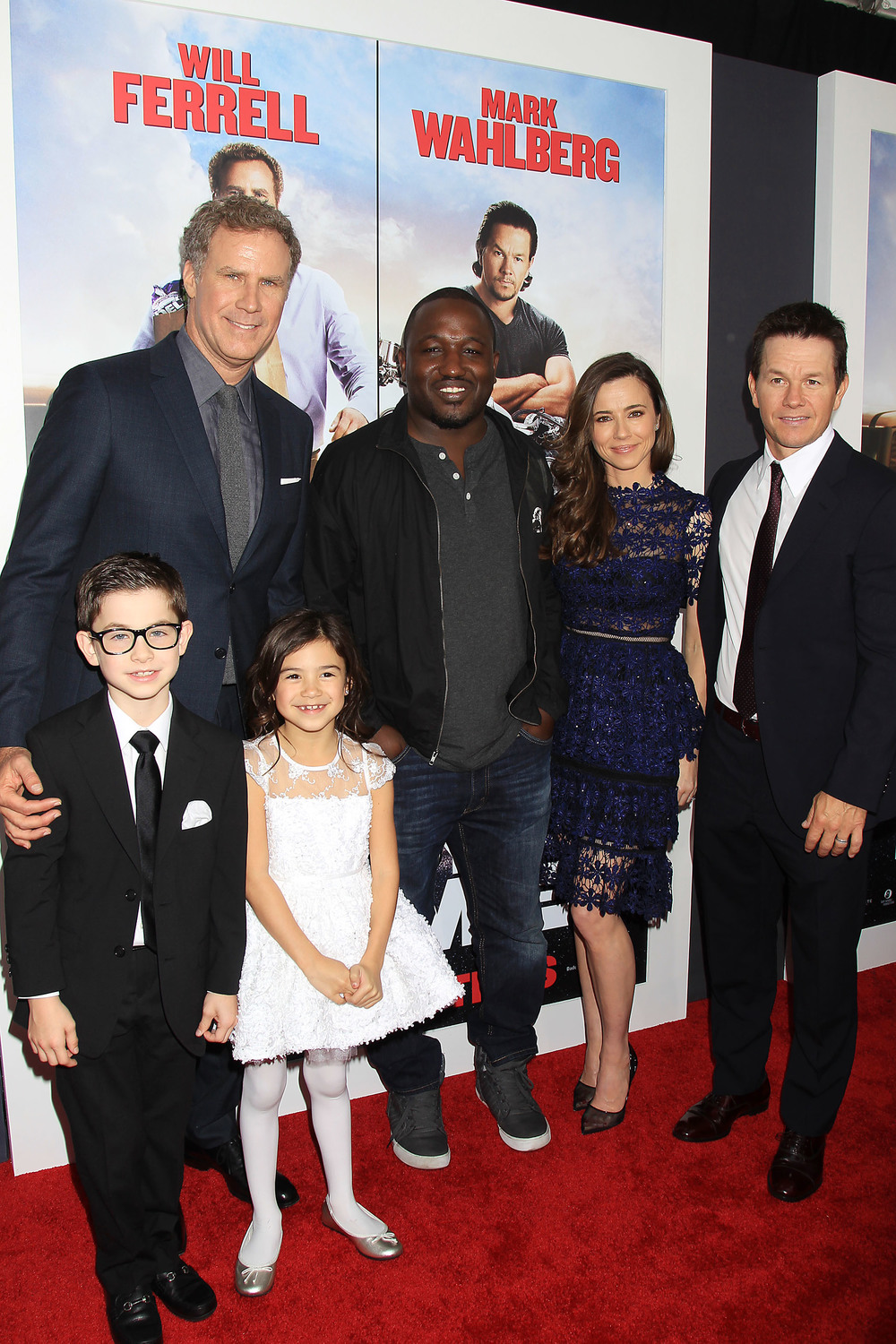 Cast of Daddy's Home