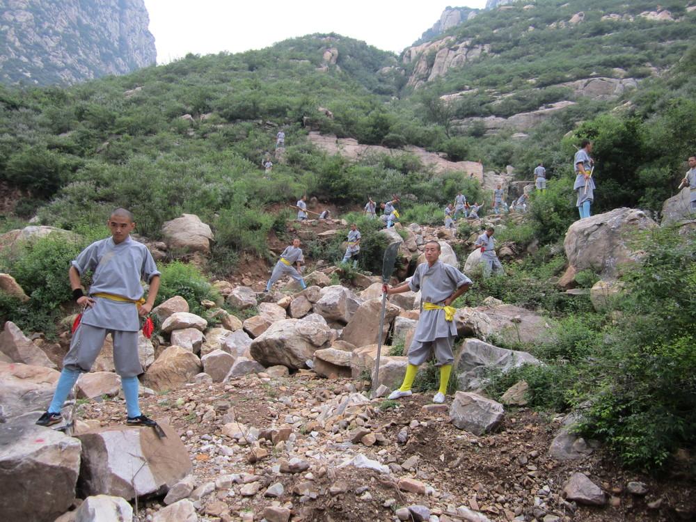 Eleves_flanc de montagne_KungFu.JPG